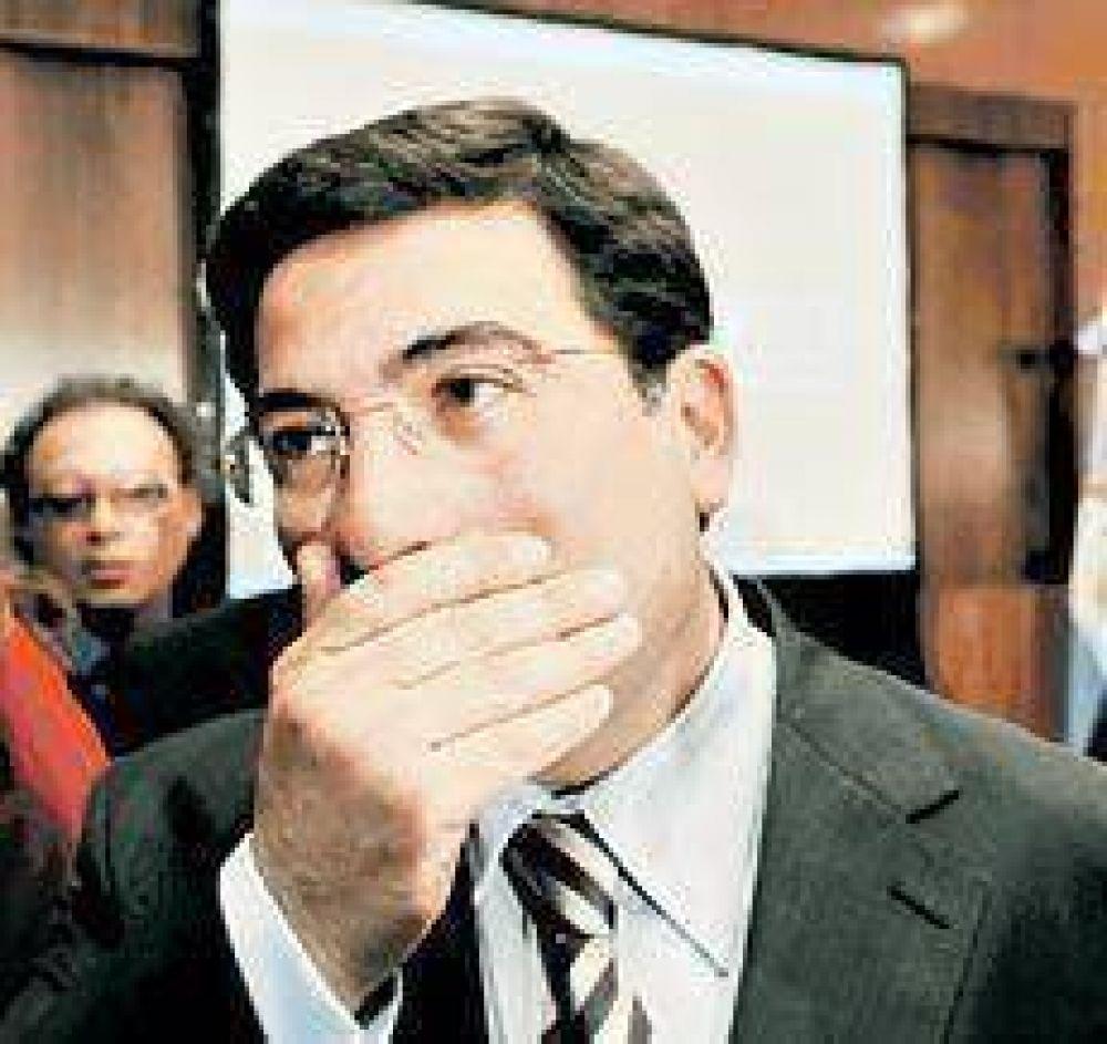 Gambetas de Echegaray por la declaración jurada de Kirchner