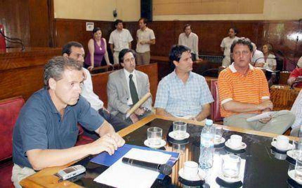Concejales y dueños de bares avanzan en un acuerdo por Alem
