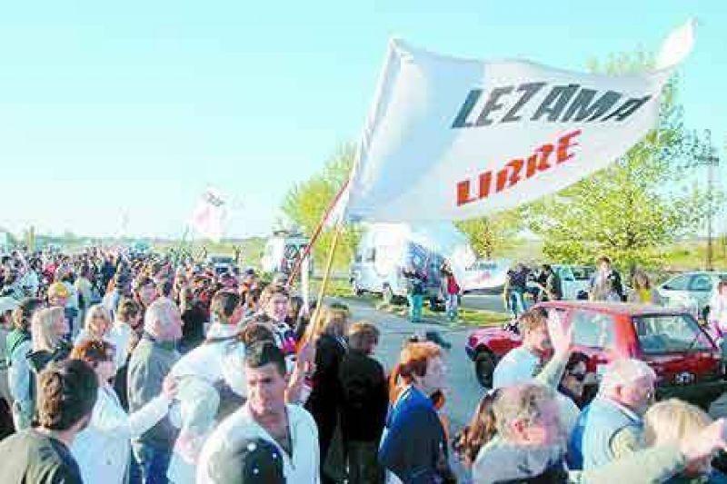 Lezama ya es el municipio 135