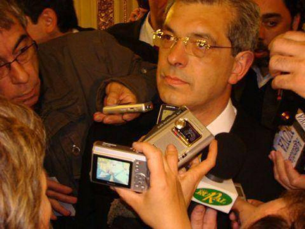 Julián Domínguez recibirá este miércoles a la Mesa de Enlace