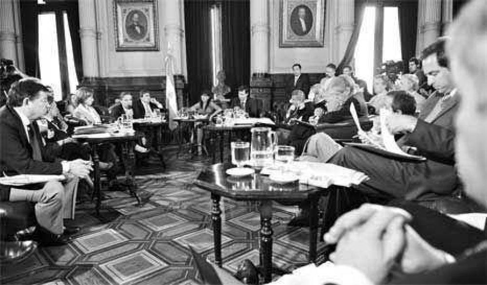 La riña por las reservas, en un pantano político y judicial