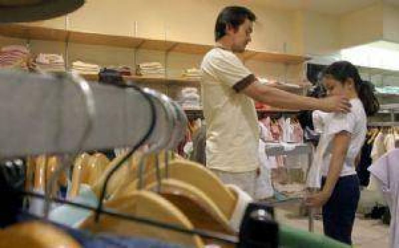 Durante 2009, las ventas en el Centro subieron 9%