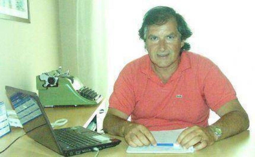 El Diputado Serebrinsky no se guardó nada: defendió a Cobos, criticó a Kirchner y elogió el coraje de Duhalde