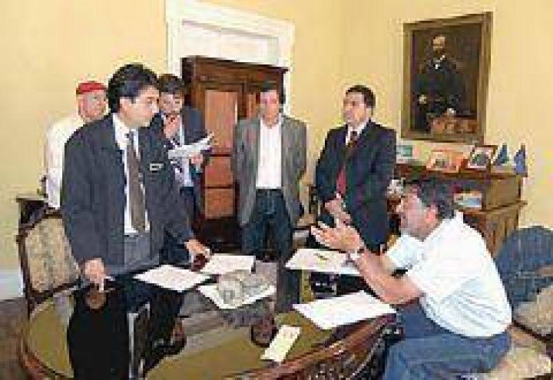 Se reunieron funcionarios riojanos y chilenos para ultimar detalles sobre la expedici�n Zelada-D�vila