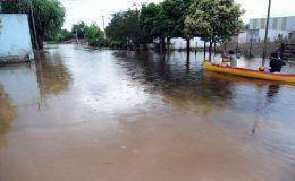 El Gobierno ratificó la denuncia a ruralistas por canales clandestinos en Areco