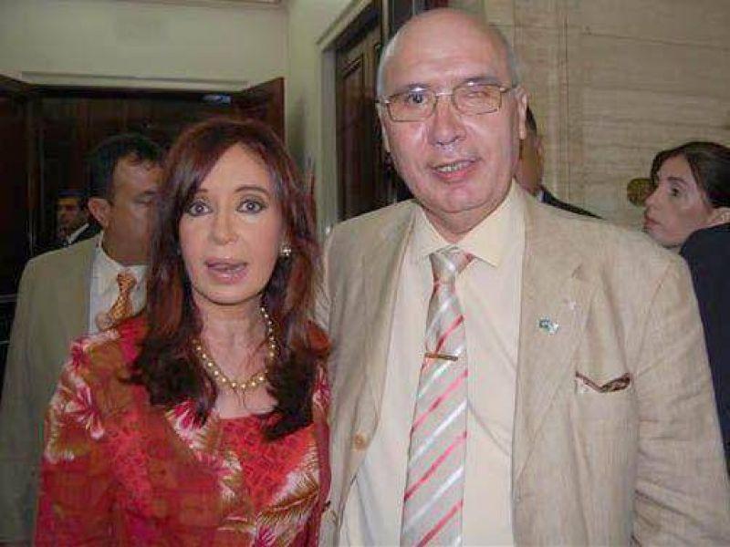 Gorosito asistió al lanzamiento de la Operatoria Retención de Trigo Campaña 2009-2010