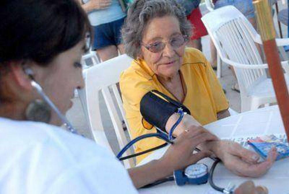 Lanzaron una campaña masiva de prevención de la hipertensión