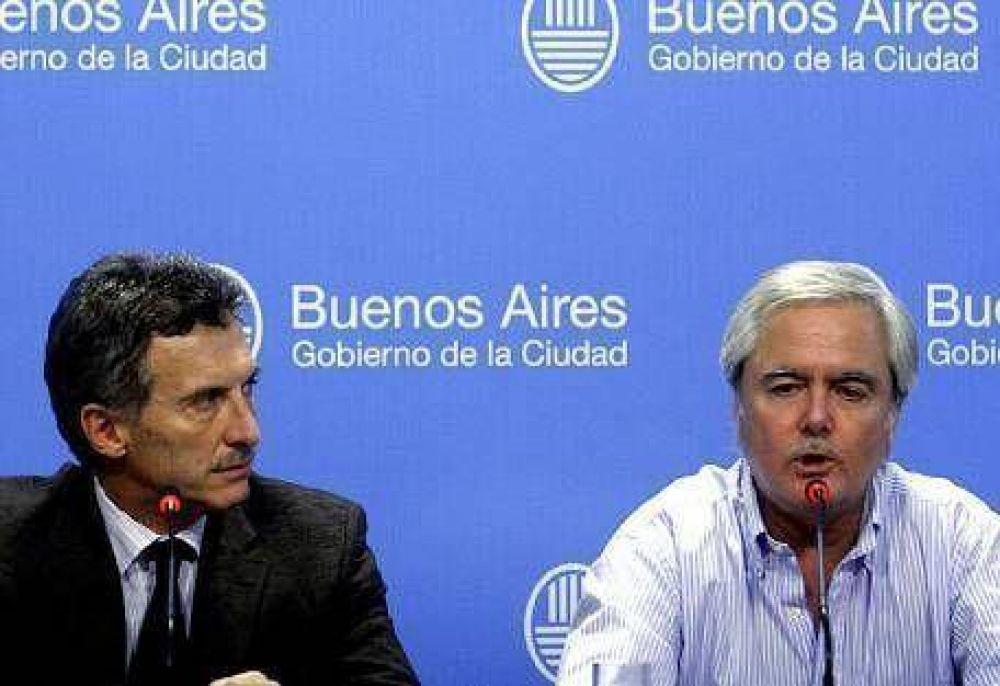 Pinedo y Macri rechazaron la versión del complot que lanzó la Presidenta