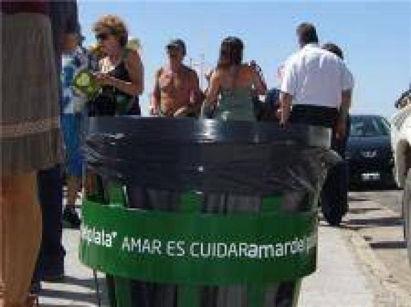 Implementan campaña del cuidado del medio ambiente