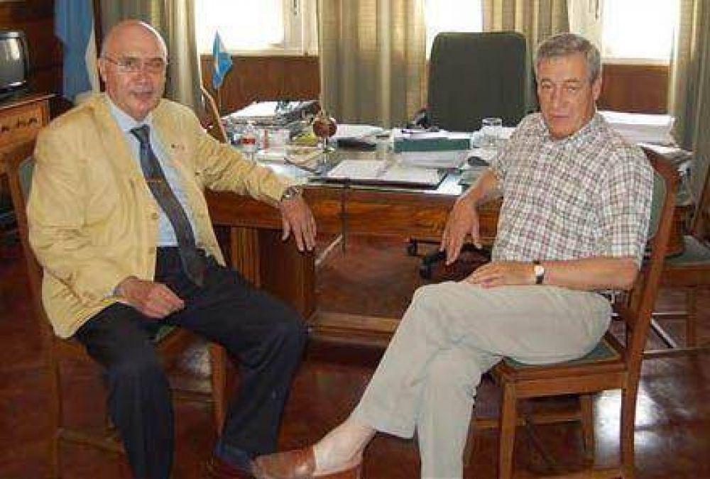Gorosito se reunió con Sobrero para continuar gestionando la obra de la autovía Cañuelas-Saladillo