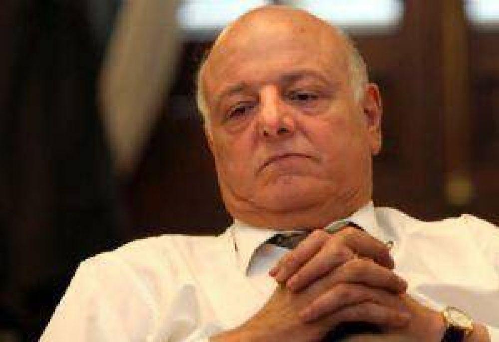Jaliff salió a criticar a Sanz por retacearle el apoyo radical a Cobos