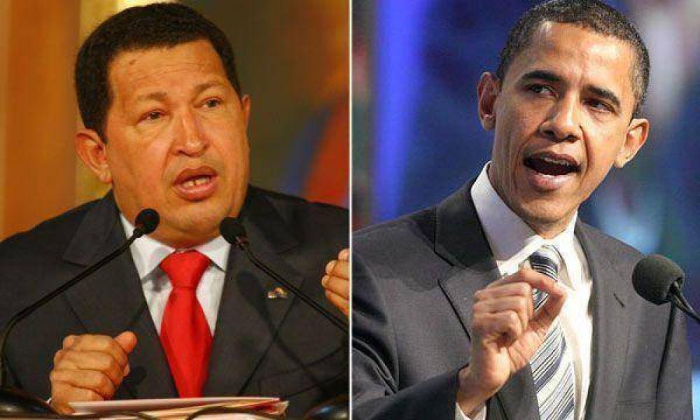 Hugo Chávez aprovecha la catástrofe de Haití para atacar a los Estados Unidos