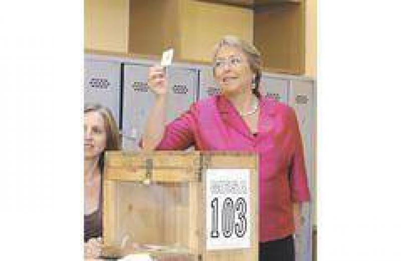 Ni el respaldo de Bachelet alcanzó