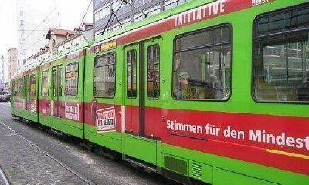 Metrotranvía: definen la compra de trenes usados de origen alemán