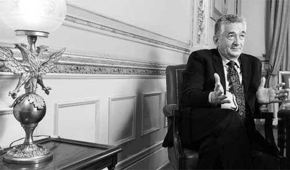 Rodríguez Saá cree que los fondos pagarán gastos