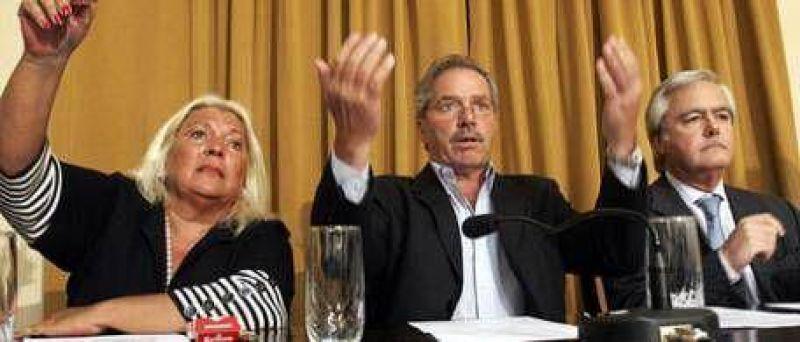 La oposición pidió el juicio político a Aníbal F. y amenaza con ir contra CFK