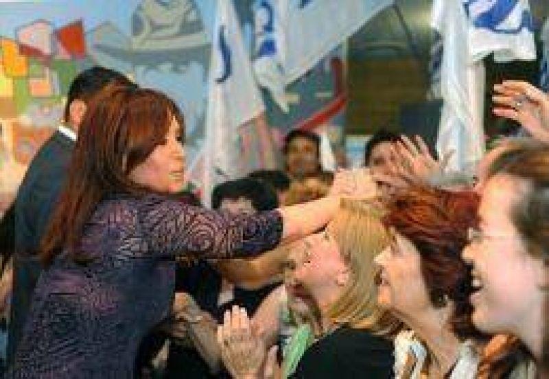 Otra frase desatinada de Cristina vinculada a los desparecidos