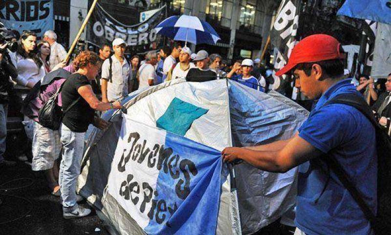 Varias organizaciones piqueteras marcharan en la Provincia