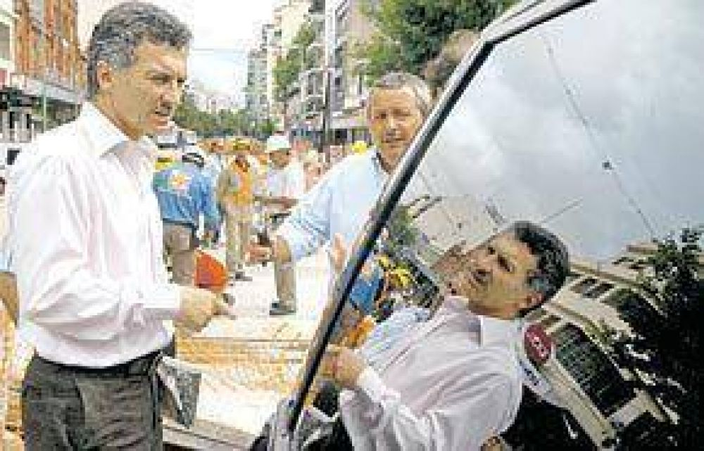 Escuchas: Michetti defendió a Macri y planteó dudas sobre Oyarbide