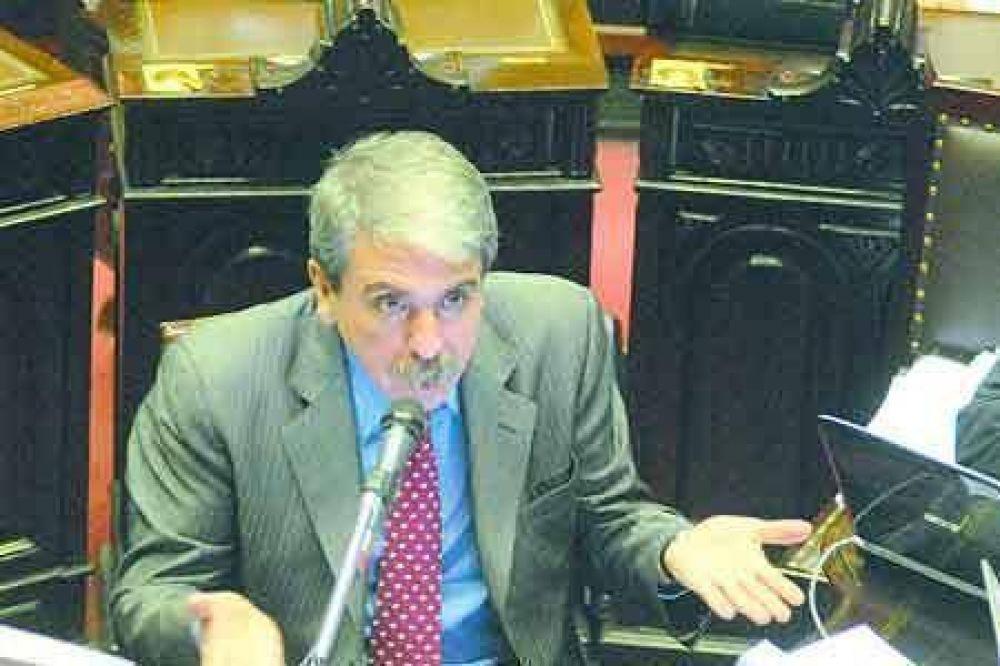 La oposición contra Aníbal Fernández