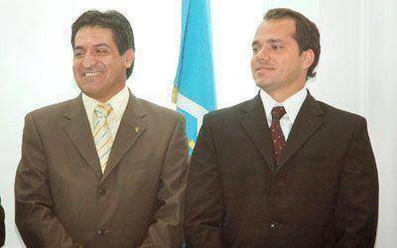 Juraron ayer los dos nuevos subsecretarios del Gobierno
