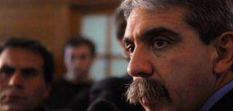"""Aníbal Fernández: """"A Cobos no le creo nada"""""""