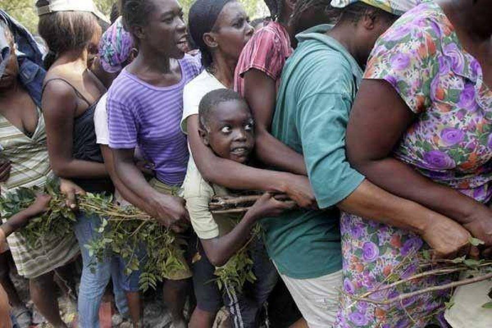Pánico en Haití: la tierra volvió a temblar