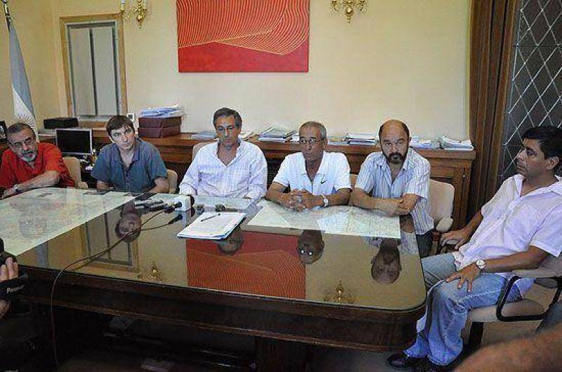 El Municipio cedió por dos años las tierras del aeroclub a Racing, Ferro y Estudiantes