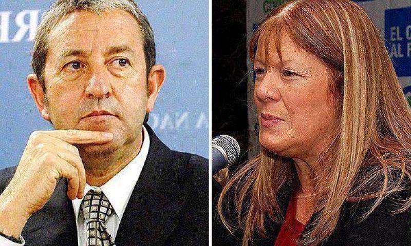 """Stolbizer: """"Aspiro a estar en un frente con la Coalición Cívica, el socialismo, Cobos y Solanas"""""""