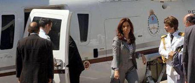 Procesan al acusado de interferir al helicóptero de CFK