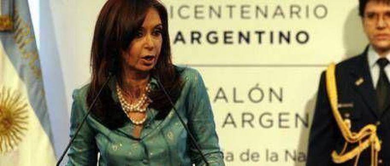 """Cristina Kirchner: """"Esto lo hicimos con viento en contra, marea en contra y oposición en contra"""""""