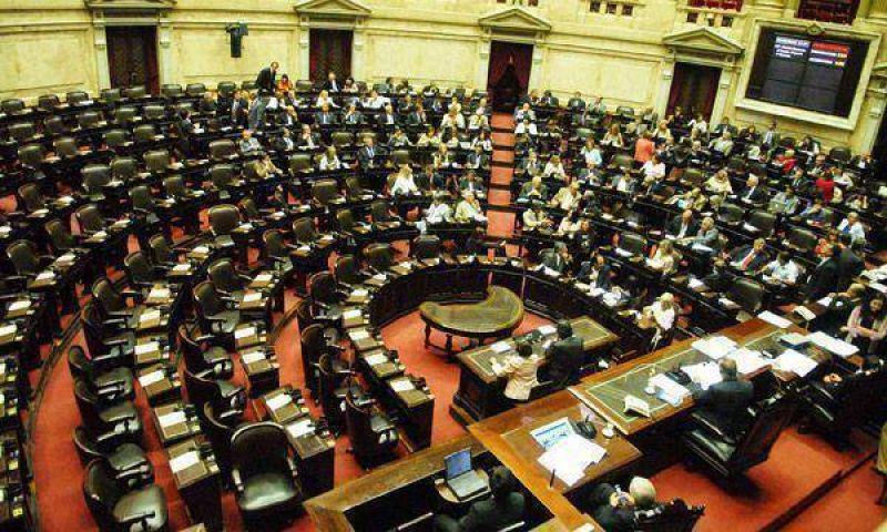 El 20% de los diputados no habló en la Cámara baja durante 2009