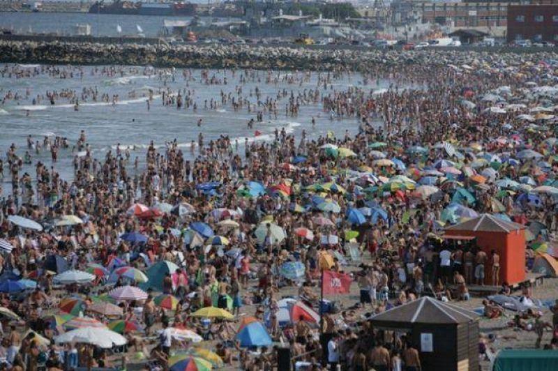 Temporada récord: Mar del Plata superó en enero el millón de turistas