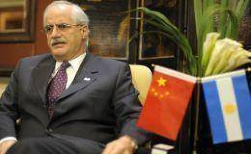 Argentina y China firmaron acuerdos por miner�a y trenes