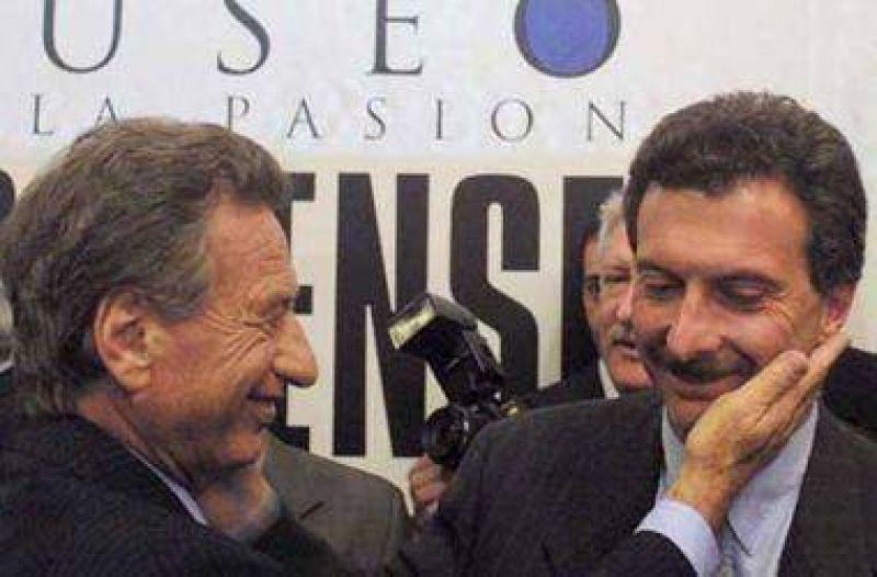 Problema familiar: el padre de Macri volvió a elogiar al Gobierno Nacional