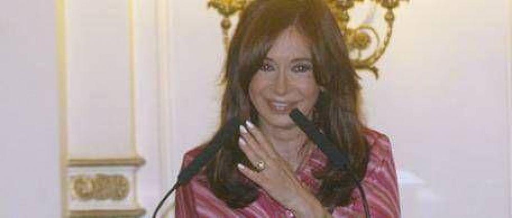"""Cristina, hot: """"Es más gratificante comerse un cerdito a la parrilla que tomar Viagra"""""""