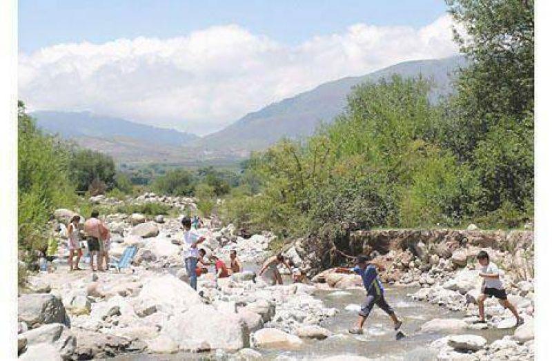 Invierten $ 10 millones para recuperar un dique en Tucumán