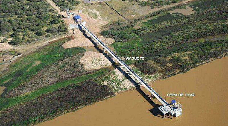 Assa operará el acueducto centro oeste de la provincia