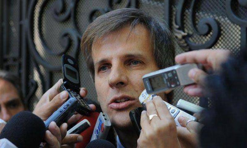 Martín Redrado admitió que no quiere seguir en el Central