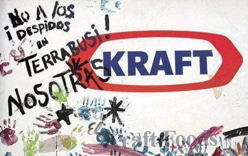 Con más problemas en Kraft