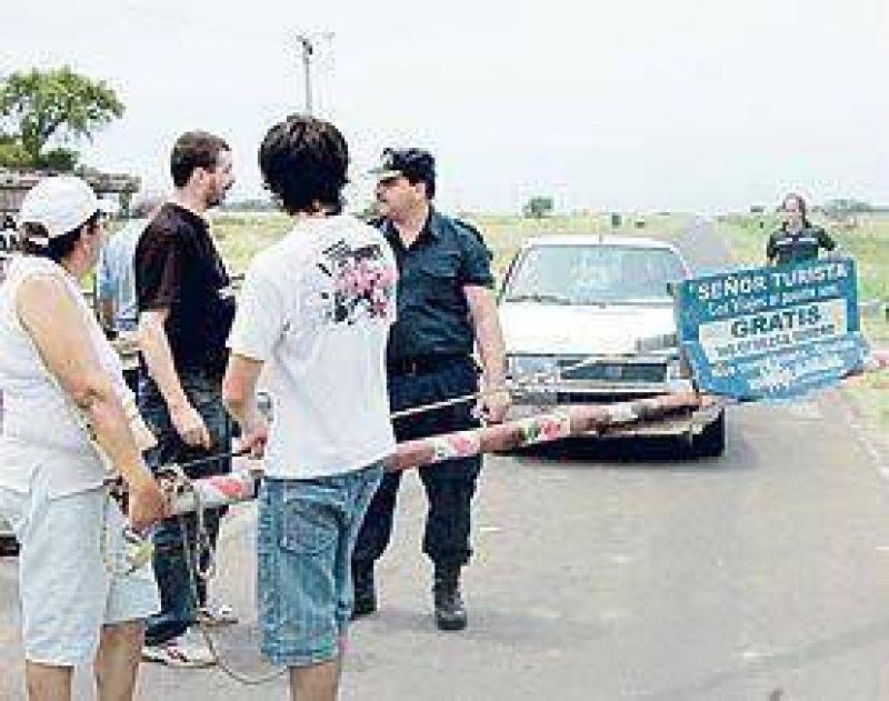 El domingo habr� una protesta m�s contra la pastera