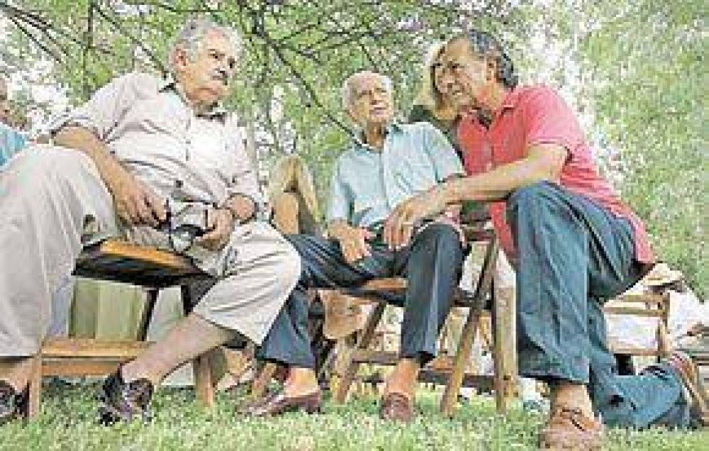 Malestar en Gualeguaychú con el gobernador Urribarri