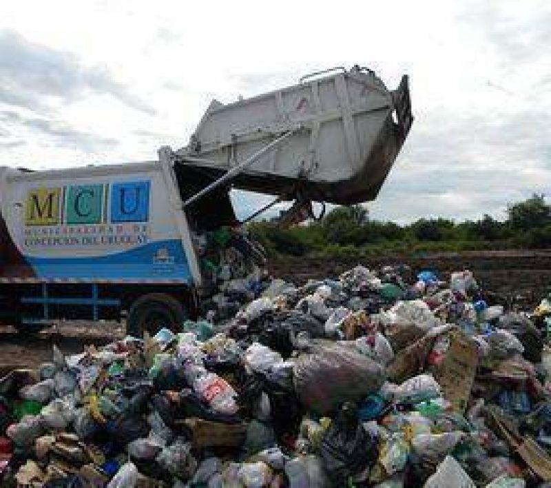 En Concepción del Uruguay, la basura desató una crisis ambiental