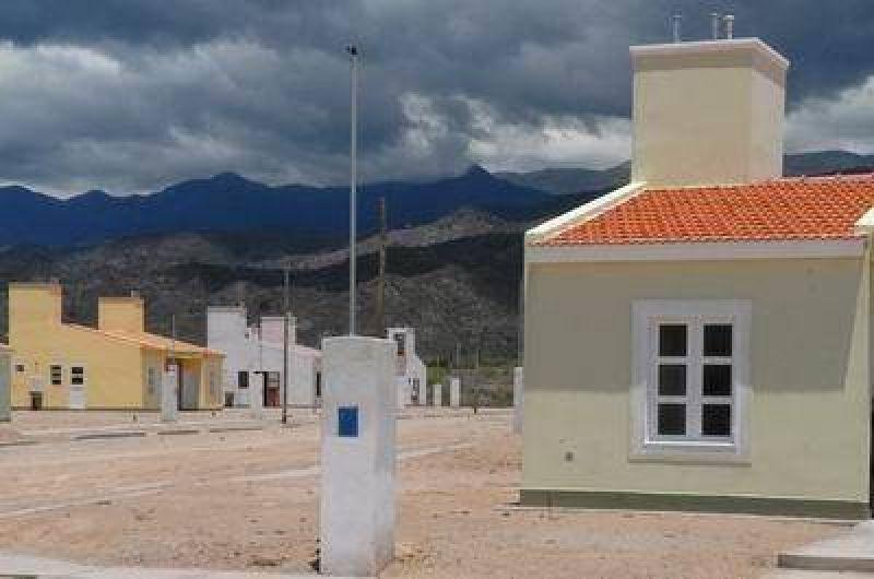 La Provincia no reclamará ante la Justicia los fondos para viviendas