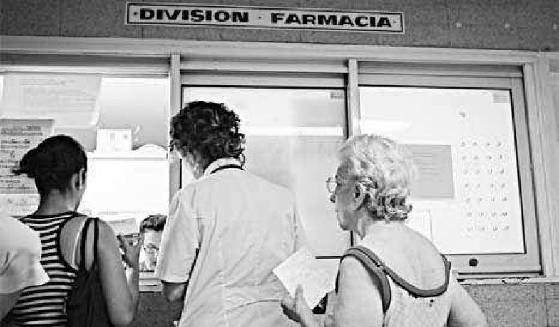 Vencieron en un galp�n remedios para hospitales porte�os