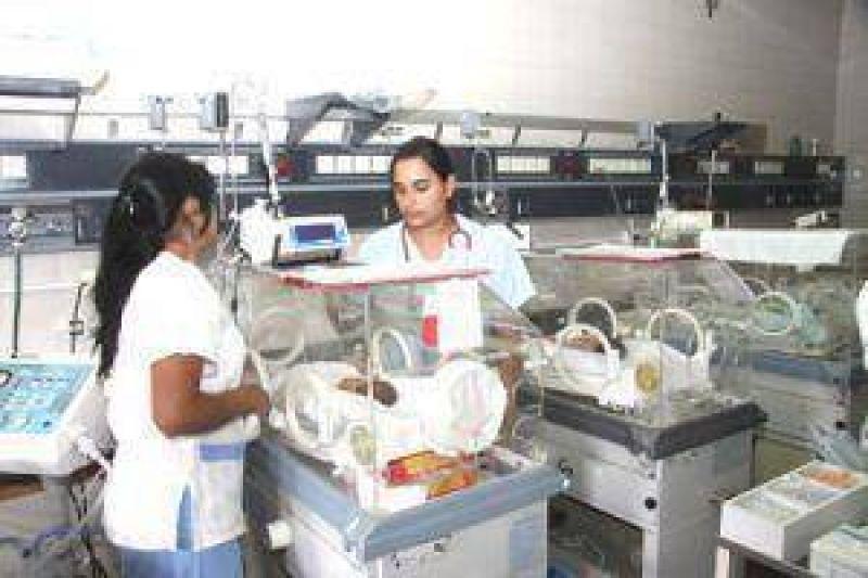 Nuevos equipamientos en el Hospital Mi Pueblo