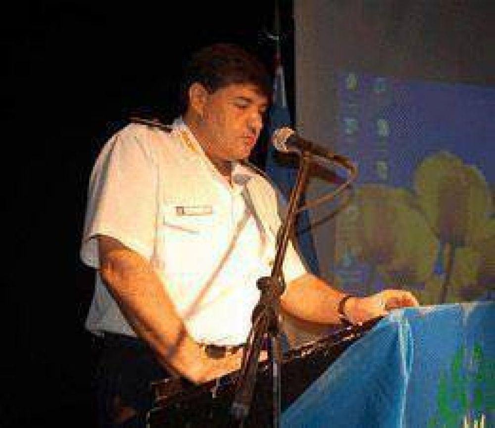 Insólito: El jefe de la Policía de Pilar no sabe qué pasa con los refuerzos