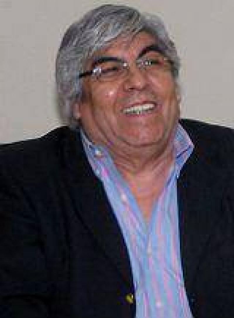 """Moyano: """"A De Narváez le gano yo la interna del peronismo"""""""