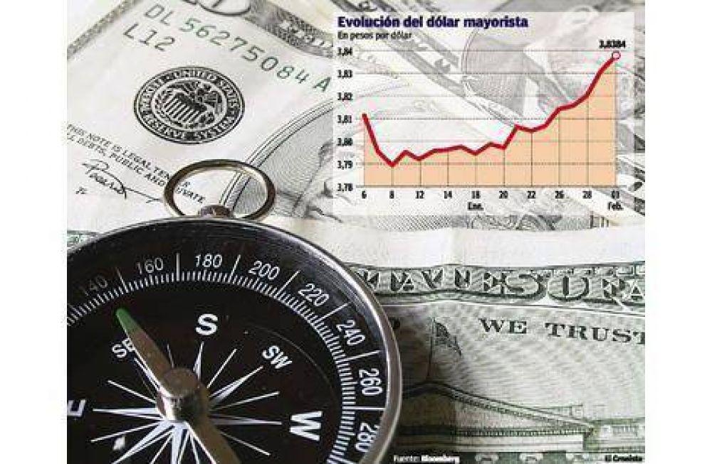 Dólar recargado: el billete tocó $ 3,87 pero cedió ante la ofensiva del Central