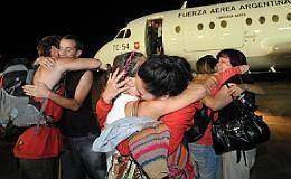 Finalizó el rescate de los argentinos varados en Perú